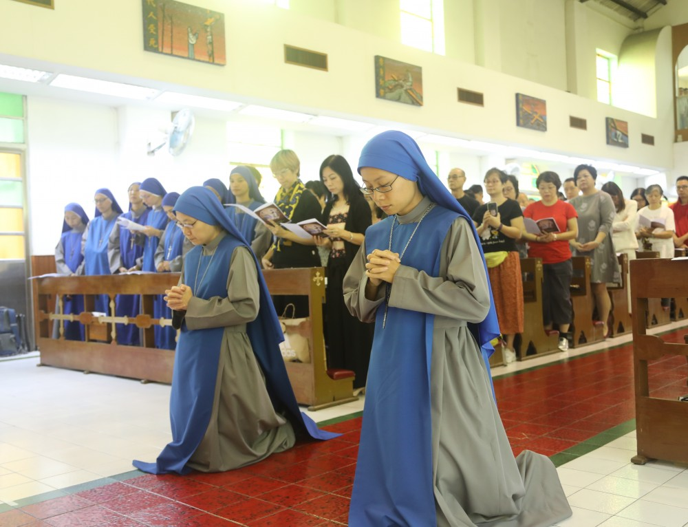 Perpetual Vows of Sister Shandao and Sister Beipu
